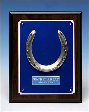 Secretariat HorseShoe