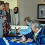 Images from the unveiling of the new Secretariat statue at the Kentucky Horse Park on April 8, 2006.