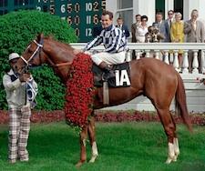 Secretariat 1973 Kentucky Derby