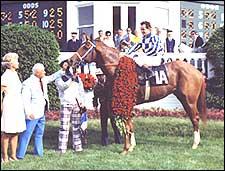 Derby 1973 Winner's Circle