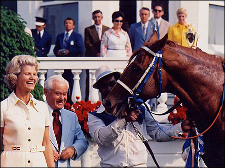6 Things You Didn T Know About Secretariat Slo Horse News