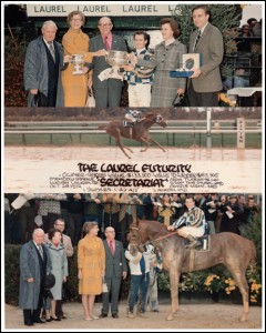 Secretariat at Laurel Futurity